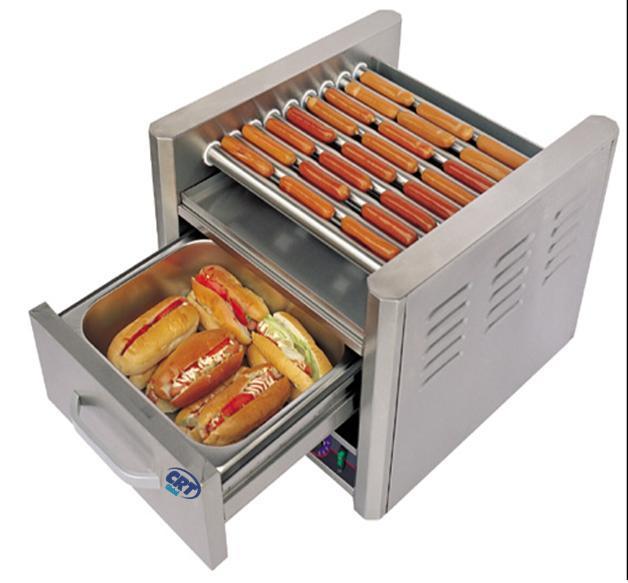 Best Hot Dog Roller